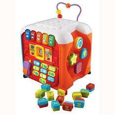 Vetch play cube - £12 instore @ Tesco