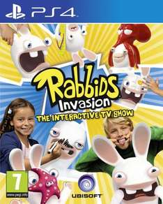 RABBIDS INVASION PS4 @ £10 @ Amazon