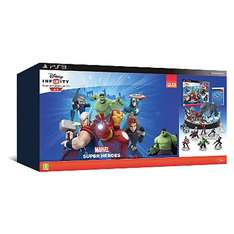 Disney Infinity 2.0 Marvel Super Heroes Collectors Avengers Edition PS3 Only £55 @ ASDA Direct