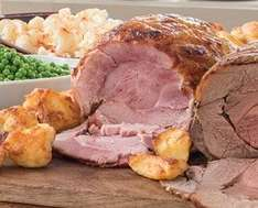 Two-course roast at Toby Carvery from just £6.99 Monday to Friday