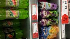 Mountain dew 500ml for 62p at Morrison's