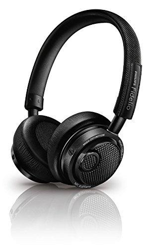 What Hi-Fi Best Buy Award 2014 Philips M2BTBK Fidelio Wireless Bluetooth Headphone by Amazon France