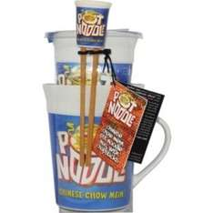 Pot Noodle Chinese Chow Mein Mug and Chopsticks.  @ argos. Now £4.49