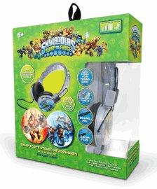Skylanders SWAP Force Junior Headphones only £2.00 delivered @ GAME