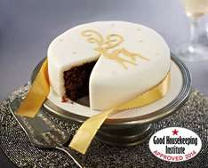 Specially Selected Luxury All Over Iced Fruit Cake (1Kg) was £6.49 now £3.99 @ Aldi
