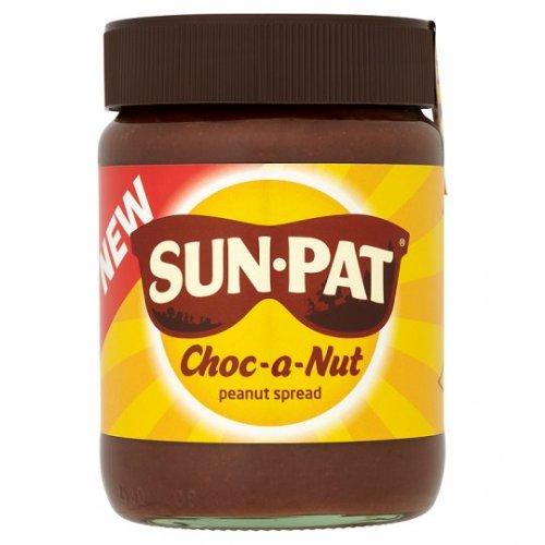 Sun Pat Choc-o-nut 2 jars for £2.50 at ASDA