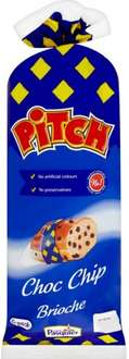 Brioche Pasquier Pitch Chocolate or Chocolate Chip (6) was £1.70 now £1.00 @ Tesco