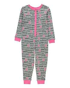 One Direction Onesie - age 4-5 right through to 13-14 £3 @ Asda Online (I think this was originally around £10) Free click & collect