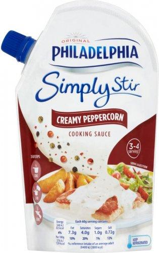 Philadelphia Simply Stir Cooking Sauces (200g) was £2.00 now £1.00 @ Tesco