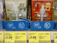 Ambi Pur Refills 3 for £5 @ Tesco