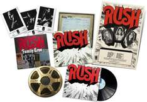 RUSH - ReDISCovered LP box [VINYL] - Amazon £12.99