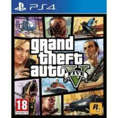 Gta 5 for Ps4 / Xbox One and 2 selected DVDs £40 @ tesco with code