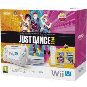 Wii U Basic just dance bundle + wii plus remote £159.99 Zavvi
