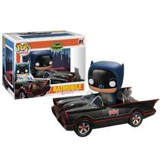 Funko Pop Vinyl Batmobile £11.99 @ Amazon