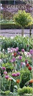 King size garden calender £1.99  (free delivery £10 spend/prime) from Amazon