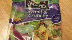 Florette Sweet and crunchy salad 200g for 49p in Tesco