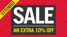 Up to 75% Discount Plus Extra 10% off Sportswear @ M & M Direct