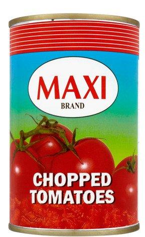 Maxi Chopped Tomatoes (400g) 20p @ Home Bargains