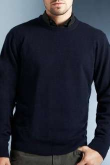 M & S outlet. 100% cashmere jumper in navy. Only small left. £15 + £3.50 delivery (Royal Mail)
