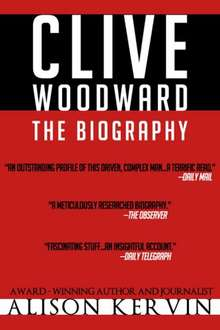 CLIVE WOODWARD: THE BIOGRAPHY - Free on Kindle