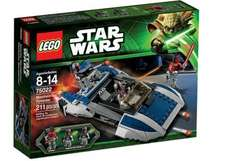 LEGO Star Wars - Mandalorian Speeder - 75022 - Reduced from £24.99 to £7.50 @ Asda Living (Anlaby)