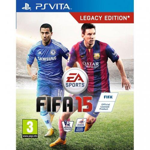 FIFA 15 legacy edition PS VITA 19.99 @ SMYTHS