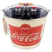 Coca Cola Bottles & Ice Bucket Gift Set £3.00 click & collect @ Tesco Direct (was £6 and before that £12!)