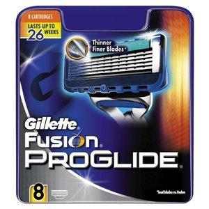 Gillette Fusion Proglide 3 for 2 @ Superdrug (8 blades per pack so 24 for £43.30)