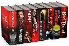 H.T. Night's 8-Book Vampire Box Set [Kindle Edition]  - (Normally £6.64) - Download  Free @ Amazon