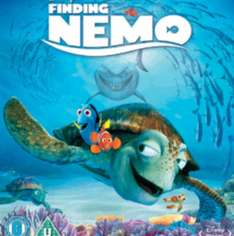 Finding Nemo Blu-Ray £7.00 Game.co.uk Free Delivery