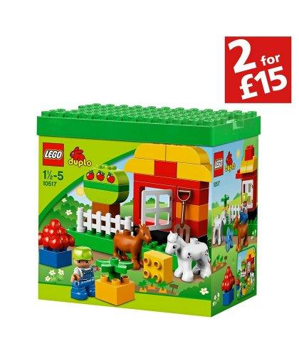 Lego duplo my first garden £7.50 in Argos free c&c as part of Argos 2 for £15 deal