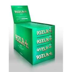 100 Rizla Green Booklets £13.99 Sold by NIGHT STAR and Fulfilled by Amazon