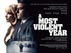 Show Film First - Free Tickets to see 'Most Violent Year' on 18/1 @ 11am