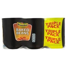 Triple Pack Branston Baked Beans 98p @ Asda