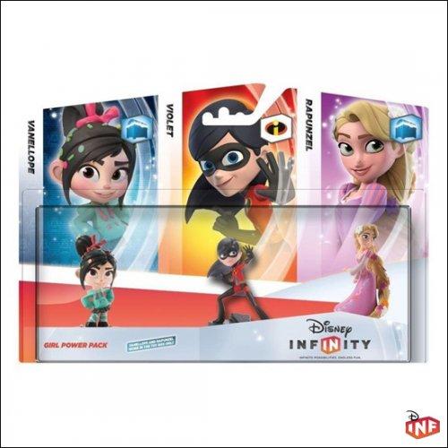 Disney Infinity 1 Triple pack of characters: Violet Rapunzel Vanelope. £8.50 Tesco inshore. Hockey Birmingham