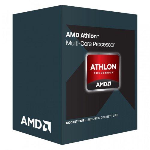AMD Athlon X4 760k Black Edition Quad Processor AD760kWOHLBOX @ Amazon, £59.70