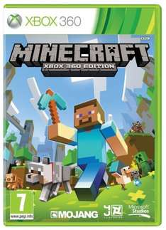 Minecraft - Xbox 360 - £11.86 delivered @ Amazon