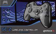 Gioteck GC-2 PS3 Wireless controller with rapid fire mode down to £6.00 @ Tesco Direct