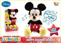 Happy Sounds Mickey £3.75 @ Tesco instore