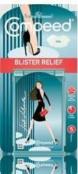 Better than half price!      Compeed blister relief plasters (5 in a pack) for your heel @ Superdrug £1.99. Instore only