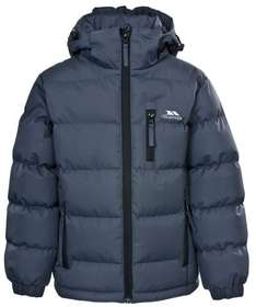 Boys trespass warm winter jacket £9.99 @ Amazon