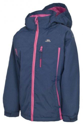 Girls trespass tomboy jacket warm padded waterproof coat £13.38 @ amazon