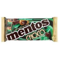 Mentos Choco & Mint Chewy Caramels Roll Multipack 98p @ Asda
