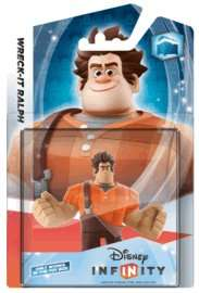 Disney Infinity Ralph; Dash; Randy; & Barbossa Figures £3.99 each @ Game.co.uk