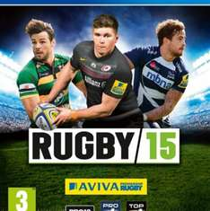 Rugby 15 PS4 £37.70 @ videogamebox