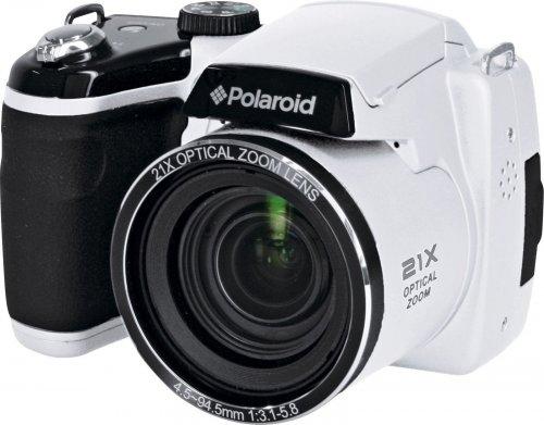 [£59.99] Polaroid IS2132 16MP 21X Zoom Bridge Camera - White @ ebay argos