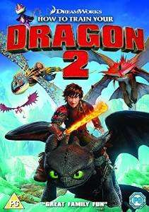 How To Train Your Dragon 2 DVD £7.99 Sky Customers