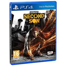 inFAMOUS: Second Son, PS4 £24.95 at John Lewis