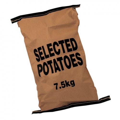 Iceland Selected Potatoes 7.5Kg @ £2.50