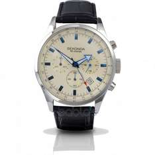 Sekonda Strap Chronograph Watch 3144 £27.99 - Amazon